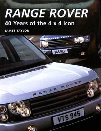 Picture of RANGE ROVER 40 YEARS OF THE 4x4 ICON