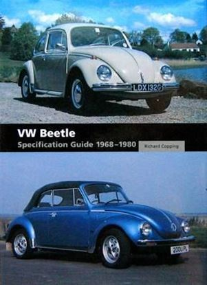 Immagine di VW BEETLE SPECIFICATION GUIDE 1968-1980