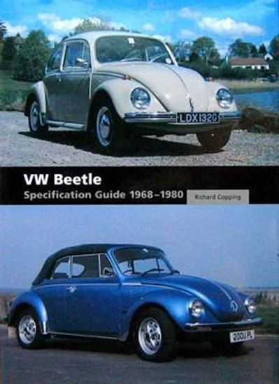 Picture of VW BEETLE SPECIFICATION GUIDE 1968-1980