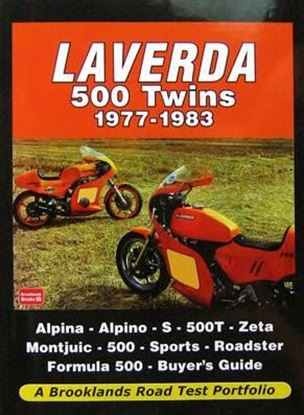 Picture of LAVERDA 500 TWINS 1977-1983 ROAD TEST PORTFOLIO