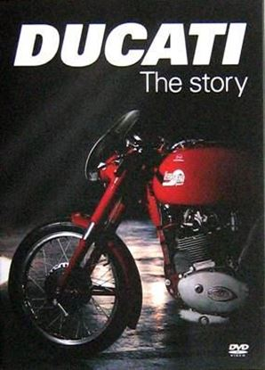 Picture of DUCATI THE STORY (DVD)