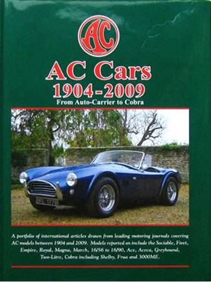 Picture of AC CARS 1904-2009