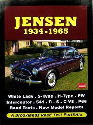 Picture of JENSEN 1934-1965 ROAD TEST PORTFOLIO