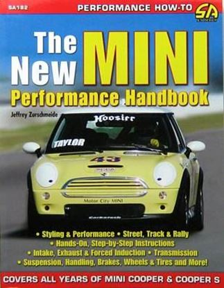 Picture of THE NEW MINI PERFORMANCE HANDBOOK