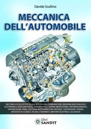 Picture of MECCANICA DELL'AUTOMOBILE