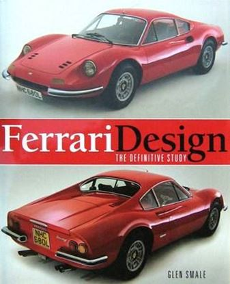 Immagine di FERRARI DESIGN THE DEFINITIVE STUDY