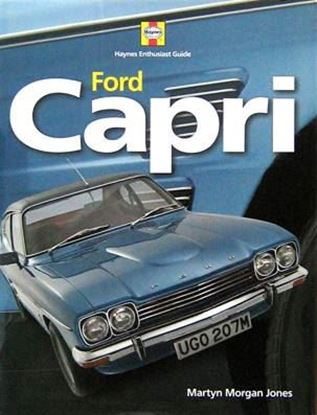 "Immagine di FORD CAPRI- Serie ""Haynes Enthusiast Guide"""