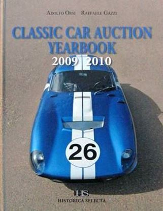 Picture of CLASSIC&nbsp:CAR AUCTION 2009-2010 YEARBOOK
