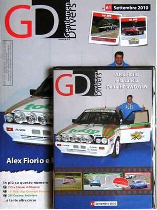 Picture of GD GENTLEMEN DRIVERS N. 61 - SETTEMBRE 2010