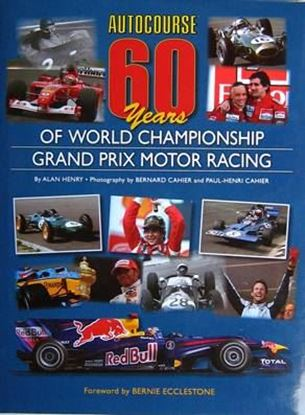 Picture of AUTOCOURSE 60 YEARS OF WORLD CHAMPIONSHIP GRAND PRIX MOTOR RACING