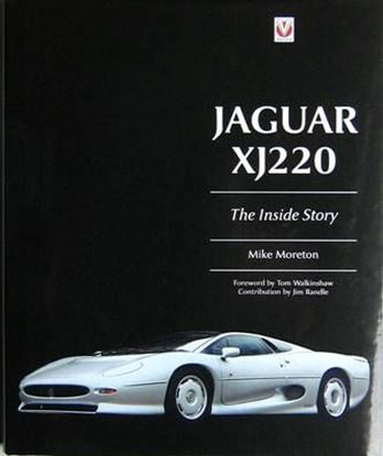 Immagine di JAGUAR XJ220 THE INSIDE STORY