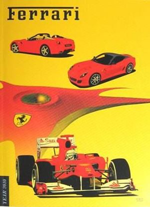 Immagine di FERRARI ANNUARIO 2010-THE OFFICIAL FERRARI MAGAZINE 11/DEC 2010