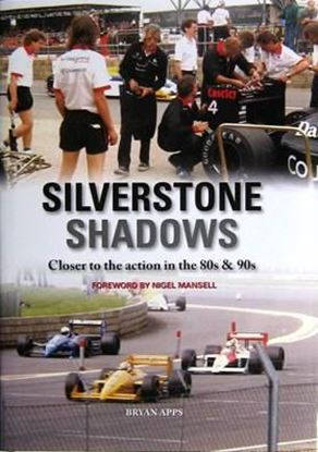 Immagine di SILVERSTONE SHADOWS CLOSER TO THE ACTION IN THE 80s & 90s