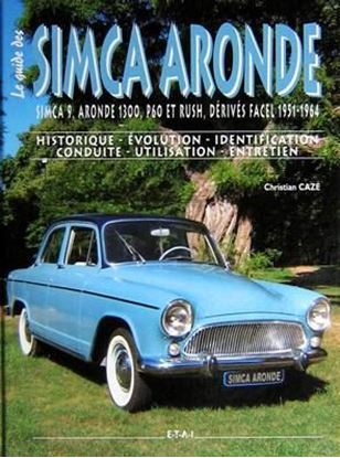 Picture of LE GUIDE DES SIMCA ARONDE