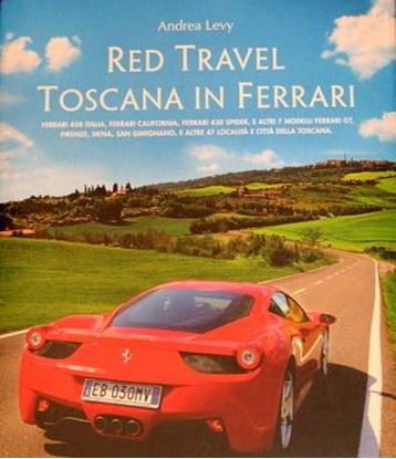 Immagine di RED TRAVEL - TOSCANA IN FERRARI