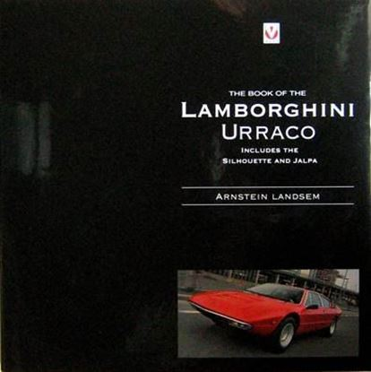 Immagine di THE BOOK OF THE LAMBORGHINI URRACO