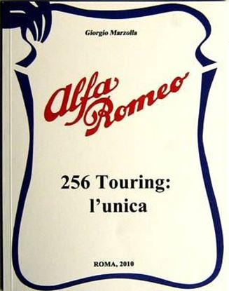 Picture of ALFA ROMEO 256 TOURING: L'UNICA
