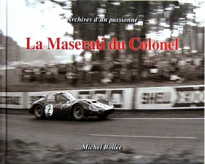 Picture of LA MASERATI DU COLONEL