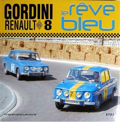 Picture of RENAULT 8 GORDINI: LE REVE BLEU
