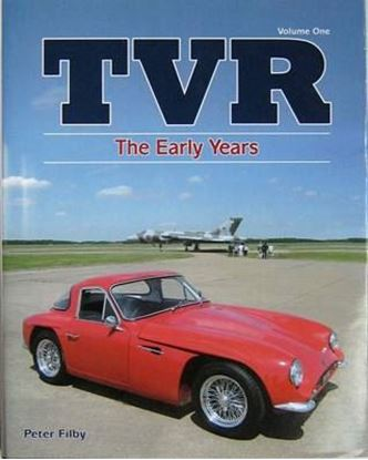Immagine di TVR VOLUME ONE  THE EARLY YEARS
