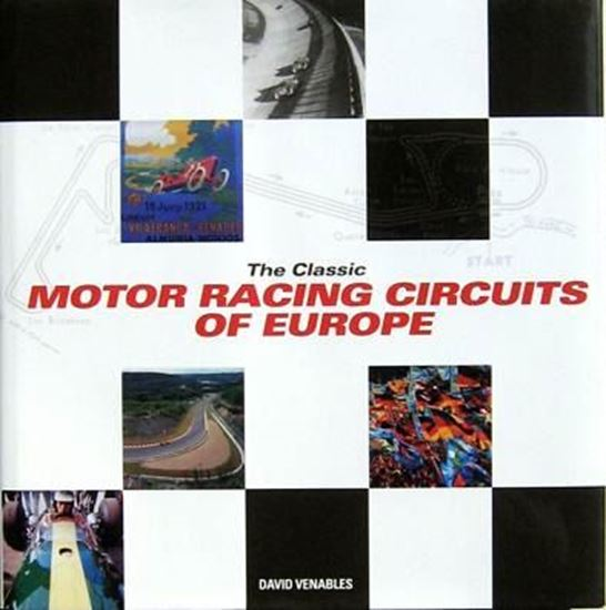 Picture of THE CLASSIC MOTOR-RACING CIRCUITS OF EUROPE