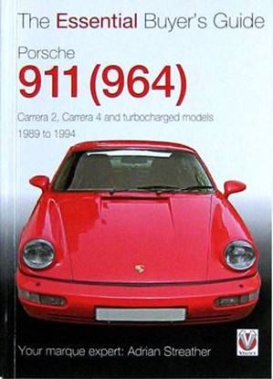 Immagine di PORSCHE 911 (964) CARRERA 2 CARRERA 4 & TURBOCHARGED MODELS 1989-1994 The Essential Buyer's Guide