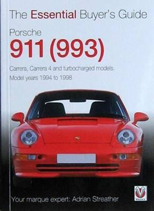 Picture of PORSCHE 911 (993) CARRERA, CARRERA 4, AND TURBOCHARGED MODELS 1994-1998 The Essential Buyer's Guide