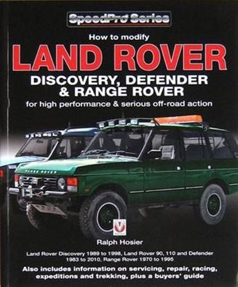 Picture of HOW TO MODIFY LAND ROVER DISCOVERY DEFENDER & RANGE ROVER