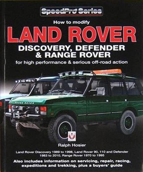 Immagine di HOW TO MODIFY LAND ROVER DISCOVERY DEFENDER & RANGE ROVER