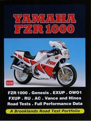Picture of YAMAHA FZR 1000 ROAD TEST PORTFOLIO Brooklands Books