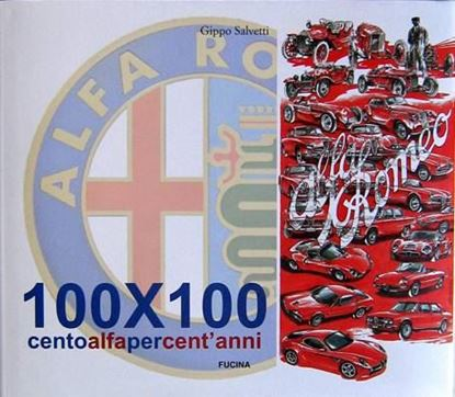 Picture of 100x100: CENTO ALFA PER CENT'ANNI