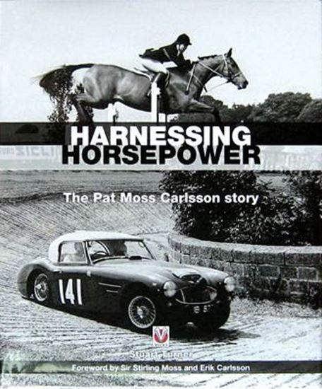 Picture of HARNESSING HORSEPOWER: THE PAT MOSS CARLSSON STORY