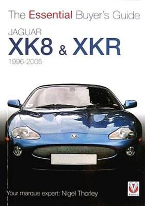 Picture of JAGUAR XK8 & XKR 1996-2005 THE ESSENTIAL BUYER'S GUIDE
