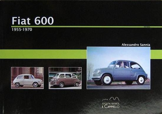 Picture of FIAT 600 1955-1970