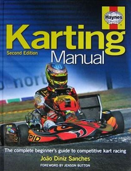 Immagine di KARTING MANUAL THE COMPLETE BEGINNER'S GUIDE TO COMPETITIVE KART RACING