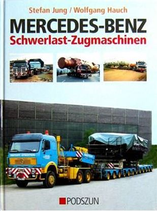 Picture of MERCEDES BENZ SCHWERLAST-ZUGMASCHINEN