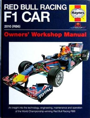 Picture of RED BULL RACING F1 CAR 2010 OWNERS' WORKSHOP MANUAL