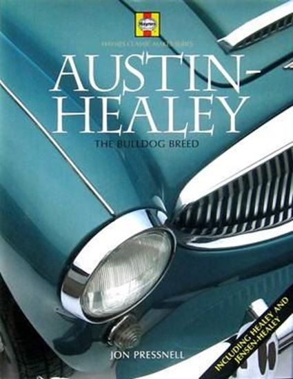 Picture of AUSTIN-HEALEY THE BULLDOG BREED