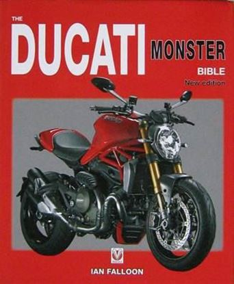 Picture of THE DUCATI MONSTER BIBLE
