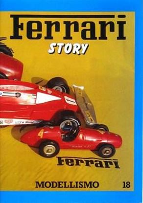 Picture of FERRARI STORY N° 18 (Modellismo / Model Cars del 1989)