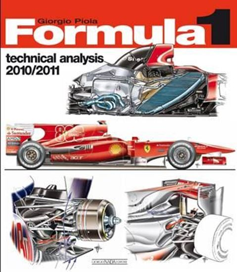 Picture of FORMULA 1 2010-2011 TECHNICAL ANALYSIS