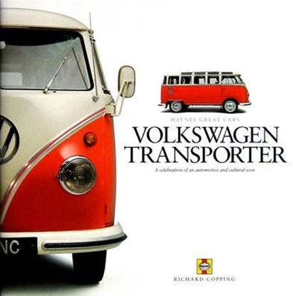Immagine di VOLKSWAGEN TRANSPORTER A CELEBRATION OF AN AUTOMOTIVE AND CULTURAL ICON