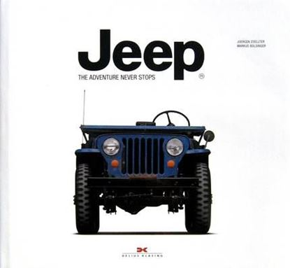 Immagine di JEEP THE ADVENTURE NEVER STOPS