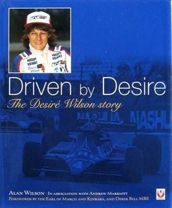 Picture of DRIVEN BY DESIRE: THE DESIRÉ WILSON STORY