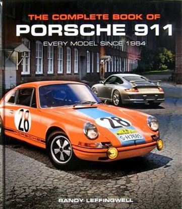 Immagine di THE COMPLETE BOOK OF PORSCHE 911 EVERY MODEL SINCE 1964