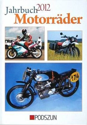 Picture of JAHRBUCH MOTORRADER 2012