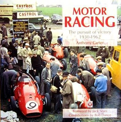 Picture of MOTOR RACING: THE PURSUIT OF VICTORY 1930-1962