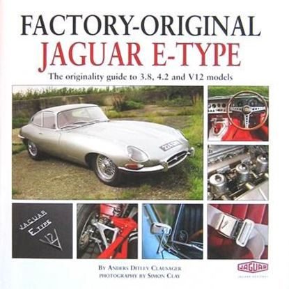 Picture of FACTORY-ORIGINAL JAGUAR E-TYPE