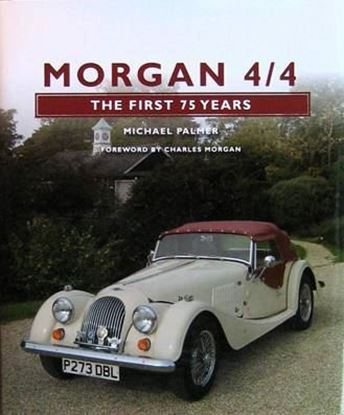 Picture of MORGAN 4/4: THE FIRST 75 YEARS