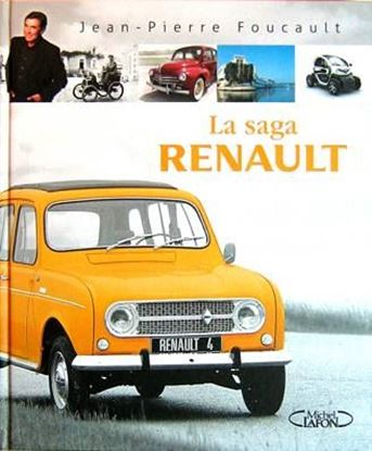 Picture of LA SAGA RENAULT
